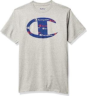 Champion 男式 经典图案T恤