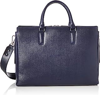 BREE Collection 女士芝加哥5,*蓝外套,工作包商务包,蓝色,12x30x40厘米