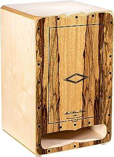 Meinl Percussion Artisan Edition Cajon 带内部琴弦,适用于响乐效果和朝向端口,Limba / 波罗的海桦木 - 西班牙制造 - Cantina 系列,2 年保修 (AECLLI)
