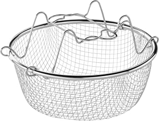 Zwilling 64204-022-0?ecoquick Fry Basket Matte Stainless Steel 22?cm