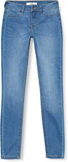 Jacqueline de Yong NOS 女式 Jdynikki Life 紧身裤 Reg Lb Noos DNM 牛仔裤