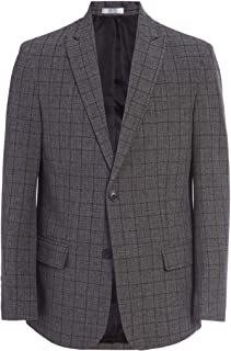 Calvin Klein 大男孩 pin-dot 夹克