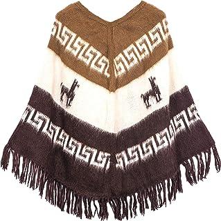Gamboa - 高级羊驼斗篷 - * 羊驼 - 女式斗篷