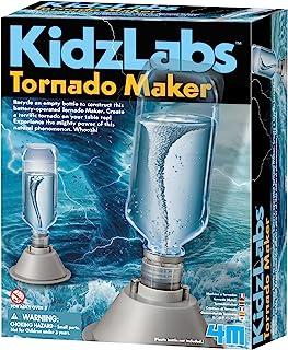 "4M KidzLabs 水晶科学套装 8 years Tornado Maker ""Multi"""