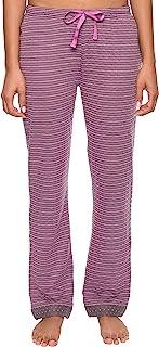 Noble Mount 女式双层针织休闲裤