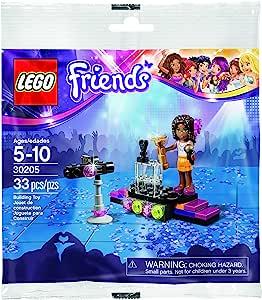 LEGO Friends 30205 Pop Star Andrea 2015 年新款