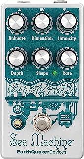 EarthQuaker Devices Sea Machine V3 *合唱吉他效果踏板
