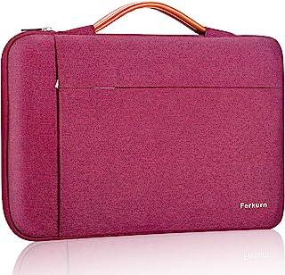 Ferkurn 13 英寸笔记本电脑内胆包 13.3 兼容新款 MacBook Air M1 A2337 A2179 A1932 2018-2021| MacBook Pro A2338 M1 A2251 A2289 A1989 A1706 A...