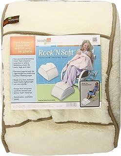 Leachco Rock N 软垫哺乳凳,象牙色