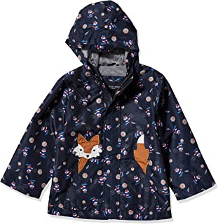 LONDON FOG 男婴小动物雨衣防雨夹克