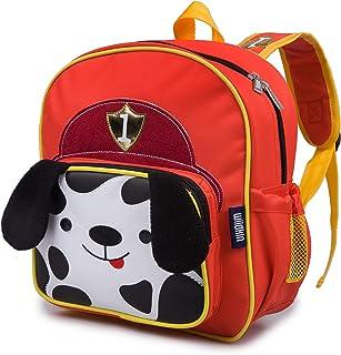 Wildkin Wild Bunch 仙人掌背包 适合幼儿男孩和女孩 均码 Dalmatian