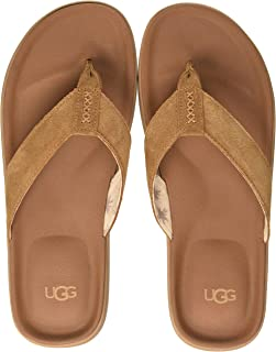 UGG 男士 Brookside 夹趾凉鞋