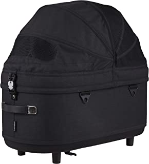 AirBuggy for Pet 圆顶3 单体 大号 大地黑色/DOME3 COT LARGE EARTH BLACK/AD2501 大地黑色 L 尺寸