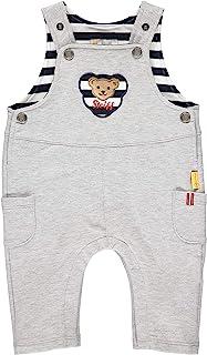 Steiff 男婴 带甜美的 teddybärappation 背带裤