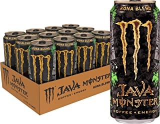 Monster Energy Java Monster Kona Blend,咖啡+能量饮料,15盎司(约425.2克)(12包)