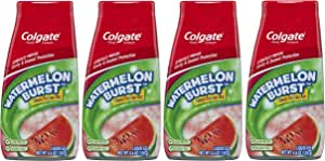Colgate 儿童 2 合 1 牙膏和漱口水 4.60 盎司 4片装