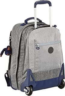 Kipling 凯浦林 Soobin 轻便书包,49 厘米 Grey (Ash Denim Bl) Grey (Ash Denim Bl)