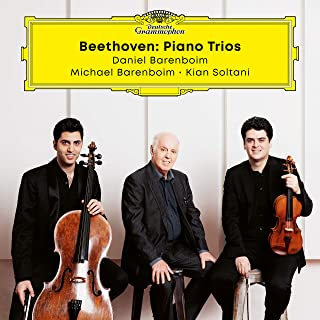 Beethoven Trios - Digi-