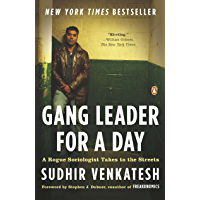 Gang Leader for a Day: A Rogue Sociologist Takes to the Stre…