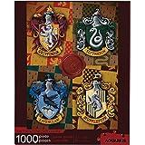 Aquarius Harry Potter Crests 1000 片装儿童*拼图 168 months to 1188…