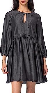 Superdry 极度干燥 Ls Tencel 女士连衣裙