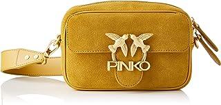 PINKO 品高 爱宝宝广场系列 1p21xr_y6je 女式单肩包