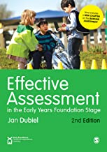 Effective Assessment in the Early Years Foundation Stage (English Edition)