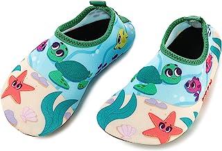 JOYIN 幼儿儿童游泳水鞋,儿童水鞋速干游泳鞋,防滑水袜,适合男孩女孩幼儿
