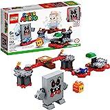 LEGO *马里奥 Whomp 熔岩问题扩展套装 71364 积木套装;儿童玩具,利用马里奥入门课程加强他们的*马里奥冒…