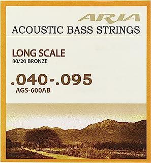 ARIA Acoustic Bass 原声贝斯弦 80/20青铜 AGS-600AB