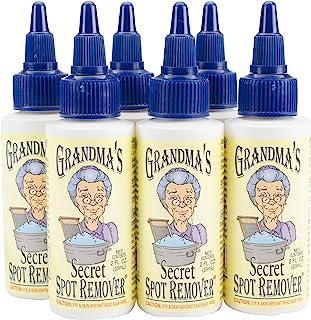 Grandma's Secret 织物去污剂,6支,透明
