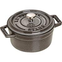 Staub 圆形砂锅炖锅