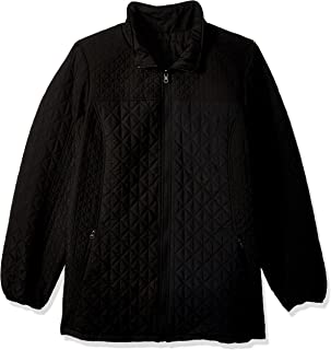 Arctix Women's Kaylee Ultralite Reversible Quilted 3/4 Length Jacket
