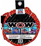 WOW World of Watersports,拖车绳,浮动泡沫浮标,*小弹力