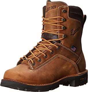 Danner 丹纳 男士 Quarry USA 8 Inch 靴子