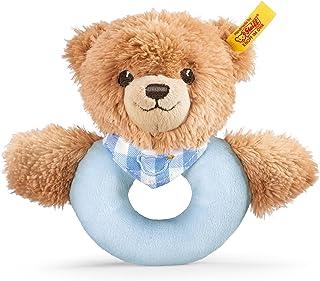 Steiff 12cm Sleewell Bear Grip玩具(蓝色)