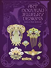 Art Nouveau Jewelry Designs (Dover Pictorial Archive) (English Edition)