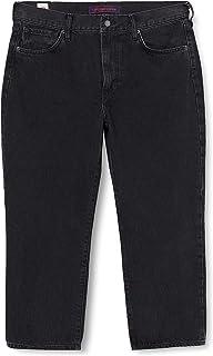 Superdry 极度干燥 女士 High Rise 直筒牛仔裤