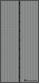 磁性屏幕门带重型磁铁和网状窗帘 由 Everyday Home 提供