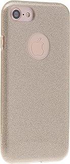 Aiino 闪光手机套适用于苹果 iPhone 7/7S - 金色