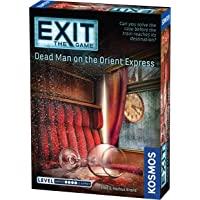 Thames & Kosmos Exit:东方快车上的离魂异客   Exit: The Game - Kosmos游戏…