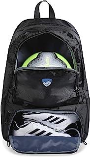 硬质工作运动足球背包 带球隔层 - 带鞋隔层