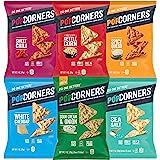 Popcorners 无麸质薯片,6 种口味组合包(20 包)(分类可能不同)