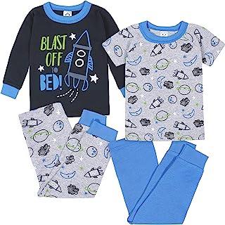 GERBER 男婴睡衣4件套