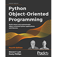 Python Object-Oriented Programming: Build robust and maintai…