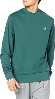 FRED PERRY 运动衫 CREW NECK SWEATSHIRT M7535 男士