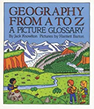 Geography from A to Z: A Picture Glossary (Trophy Picture Books (Paperback)) (English Edition)