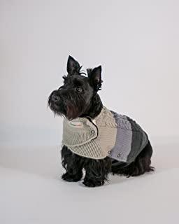 thundersweater 2合1组合装 . 附带 thundershirt Beige/Grey X大码