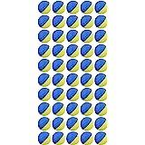 Nerf Rival 50 圆形替换装(黄蓝色)