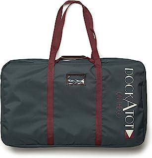 DockATot Deluxe Transport Bag 婴儿床 床内床 便携 婴儿床 移动用 包 0-8个月用 Midnight Teal (中夜尾)